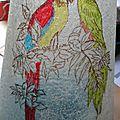 L'abat-jour aux oiseaux #1