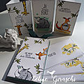 Blog hop des stamp'poulettes #1