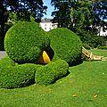 Mon voyage à Nantes ~ Le jardin des plantes