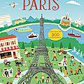 Paris en autocollants