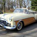 Packard model 2631 saoutchik convertible de 1953 (Retrorencard mars 2011) 01