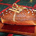 9 décembre...pain d' épices!