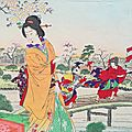 L'Empereur Gallery . Japanese Gallery Private Collection .