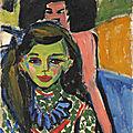 'German Expressionism from the Baron Thyssen-Bornemisza Collection' at Museo Nacional Thyssen-Bornemisza