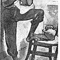 Lettre d'Amrita à Denise, Paris, le 5 avril <b>1934</b>