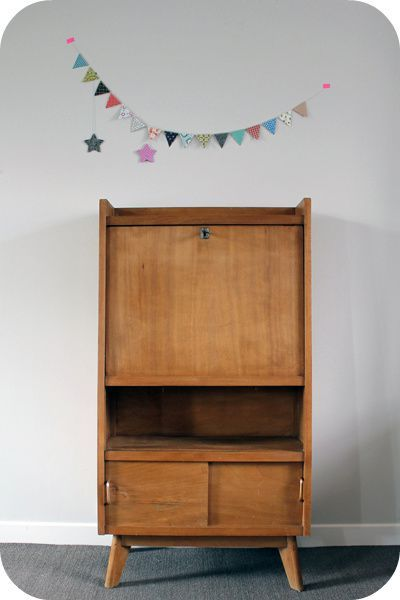 secr taire style hitier l 39 atelier du petit parc. Black Bedroom Furniture Sets. Home Design Ideas