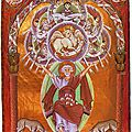 [mandorle][taureau] le saint luc de l'empereur otton iii