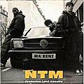 OCLC/CJ-4/7 - Ma Benz - Suprême NTM (1998), Brigitte (2008)