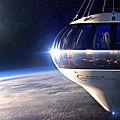 Un vol spatial en montgolfière, ça vous dit ?