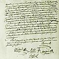 Le 27 février 1789 à mamers : préparation des etats-généraux !