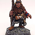 Half-Orc - Cleric Thief / Citadel