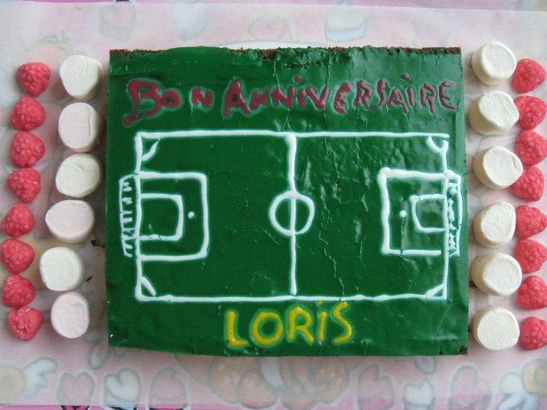 Napolitain façon gâteau anniversaire