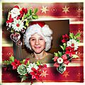 Holly Jolly Christmas - Kit by Ilonka's Scrapbook Designs
