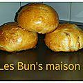 Les bun's (thermomix)