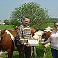 Notre producteur de produits laitiers de vache