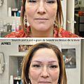 Maquillage permanent des sourcils en poil à poil