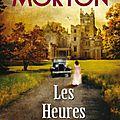 Les Heures lointaines, Kate Morton