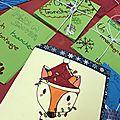 Marché de Noël Sainte-Elisabeth <b>Cartes</b> poèmes <b>patrimoine</b> et <b>cartes</b> des mots à sauver avec les 6e