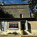 26 septembre 2015 - Le jardin Live de Saturargues joue la carte du jazz