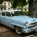 PLYMOUTH Belvedere 4door Sedan 1954 Baden Baden (1)
