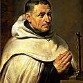 Peter Paul Rubens (1577 - 1640), A portrait of a carmelite prior, Antwerp, about <b>1616</b>