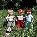 Arthur , Agathe et Aglaé