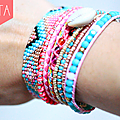 <b>Bracelet</b> type Hipanema <b>DIY</b>