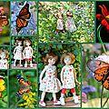 Le temps des papillons et des myosotis