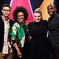 SUEDE <b>2019</b> : Les quatre animateurs du Melodifestivalen !