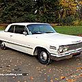 Chevrolet impala sport hardtop coupe de 1963 (Retrorencard novembre 2011) 01
