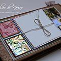 mini album - cadeau pour Sandra 3