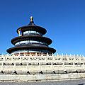 Pékin - le temple du ciel