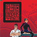 Largo Winch, tome 15 : Les Trois yeux des gardiens du Tao - Philippe Francq & Jean <b>Van</b> Hamme
