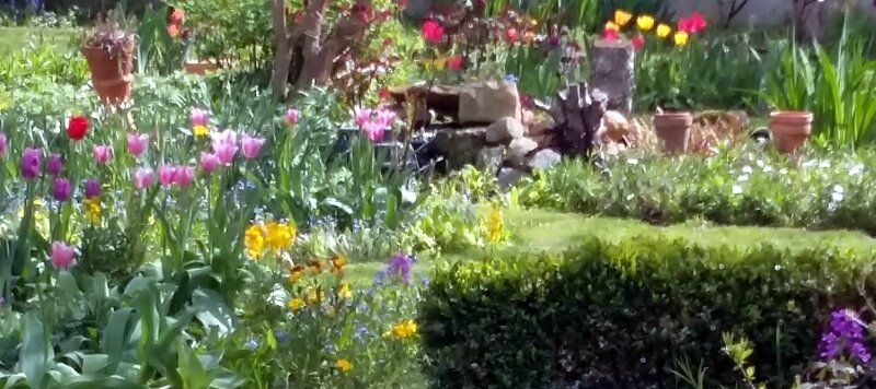 jardin du moment