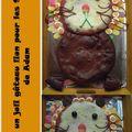 gâteau d'adam