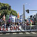 L'<b>OMC</b> à Buenos Aires : TLC UE-Mercosur
