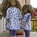 TOP couture - Petits défis pour habiller nos poupées