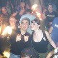 Demain J'Arrête@Cornillon 24 mars 2007 Techno Room