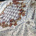 Le patchwork mystère #2 - mardi