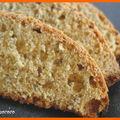 Croquants a l'anis facon biscotti