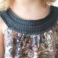 robe cachalot crochet