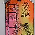 Un tag tout en couleurs