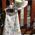 Jolie robe et son chapeau !