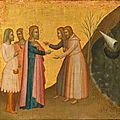 N.C. Museum of Art presents completed Ghissi altarpiece for first time in over 100 years