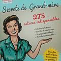 Secrets de grand-mère, hors série de télé poche