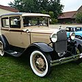 FORD Model A Tudor 2door sedan 1930 Rustenhart (1)