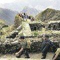 Faut-il considérer le site de machu picchu comme patrimoine en péril ? l'unesco est en train de débattre.