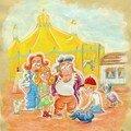 Projet de nouvelle sur le cirque [édition Jeunesse]