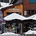 BARBYLONE Les Gets <b>Haute</b>-<b>Savoie</b> bar