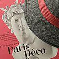 Paris deco off 2014, de jolies nouveautés rue du mail